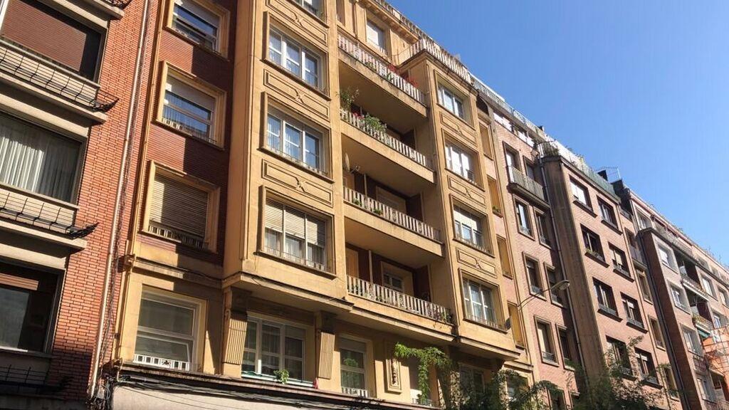 Fallece un hombre calcinado tras un incendio en su vivienda en Bilbao