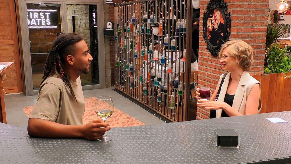 Rapeando al amor First Dates Temporada 5 Programa 1304
