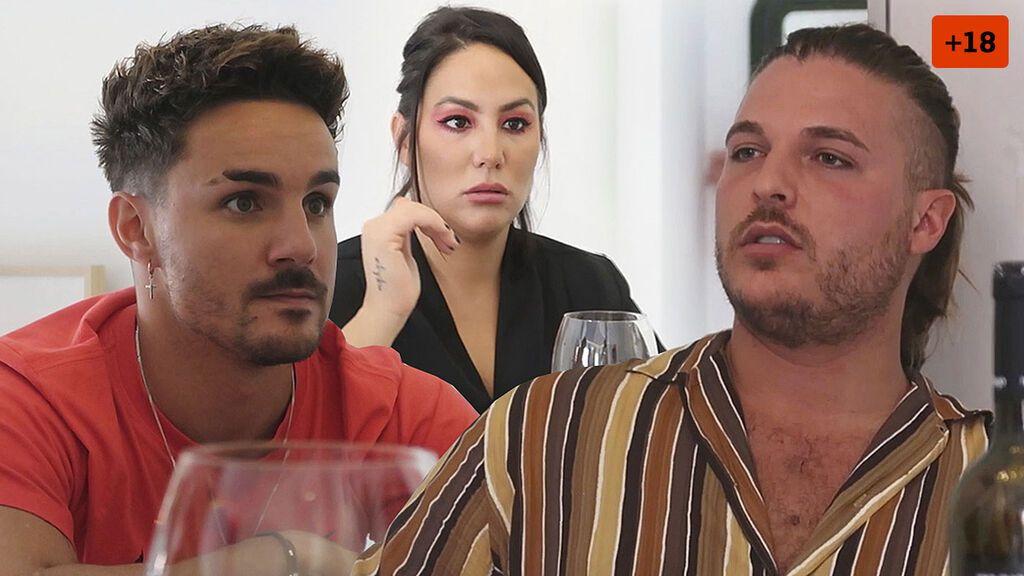 Steisy y Manuel le cuentan a Pablo toda la verdad sobre lo que pasó entre ellos (1/2)
