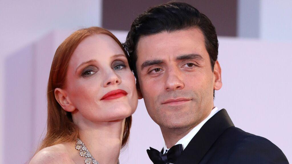 Jessica Chastain y Oscar Isaac, protagonistas de 'Secretos de un matrimonio'