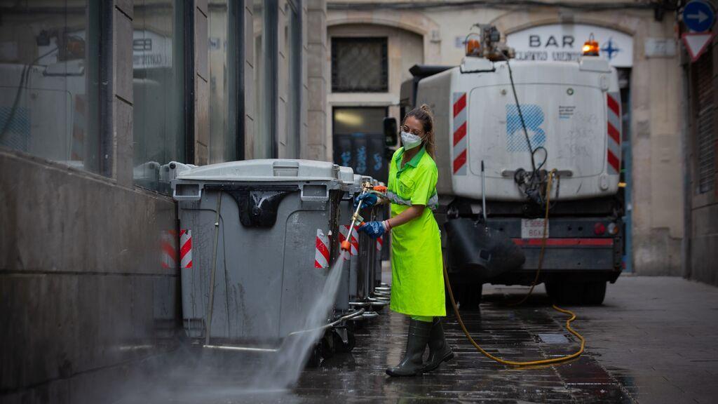 El Ayuntamiento de Barcelona destina 70 millones para acabar con la suciedad, el incivismo y las plagas