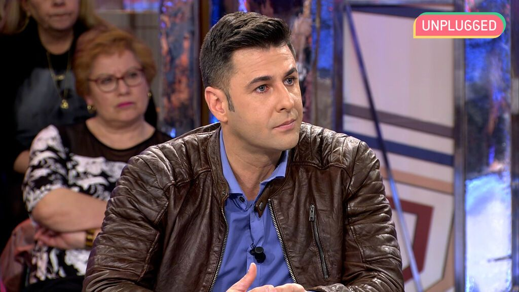 Mario Artiaga en 'Sábado Deluxe'