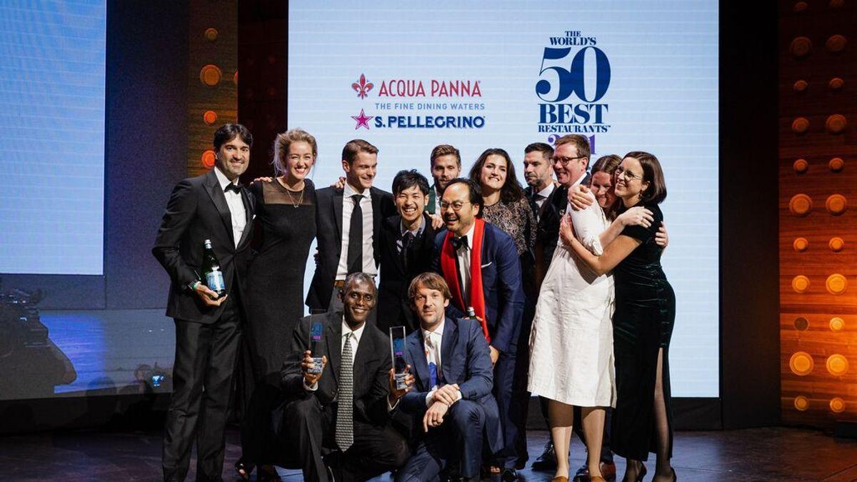El sueco Noma, elegido de nuevo mejor restaurante del mundo, con el Asador Etxebarri en tercera posición