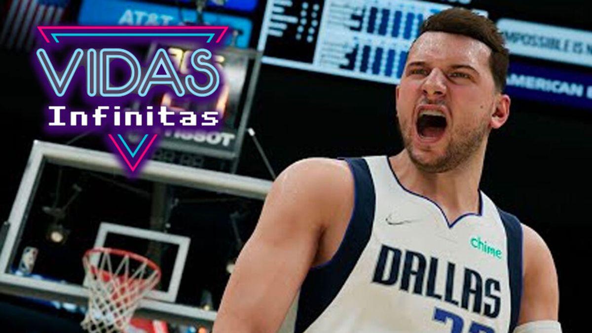 Vidas Infinitas #29: Charlamos con Carlos Villasante, jefe de producto de NBA 2K22