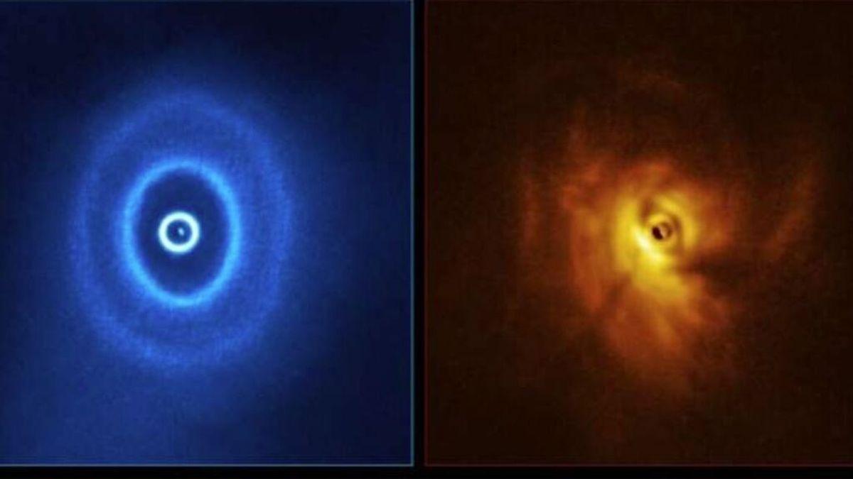 Identifican el primer planeta que orbita tres soles diferentes