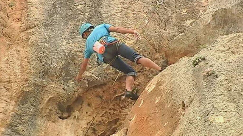 Caída libre de la escalada en España tras el oro de Alberto Ginés en Tokio: sin licencias nuevas ni dinero
