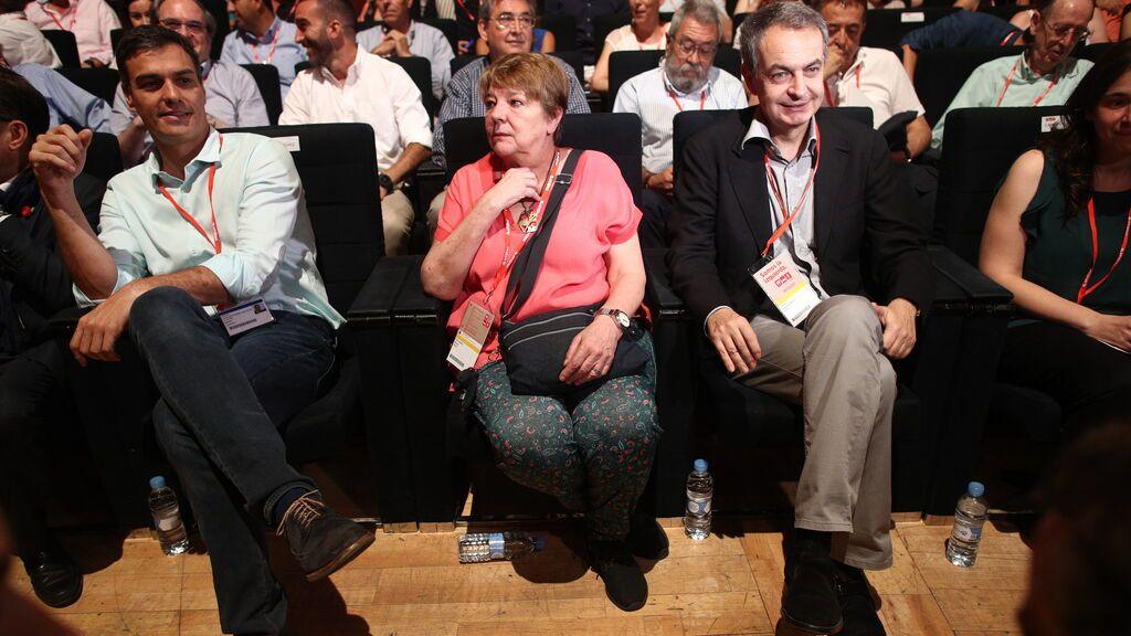 Sanchez y Zapatero
