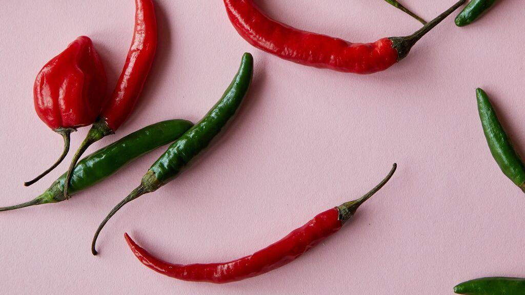 Comida picante y embarazo: ¿son compatibles?