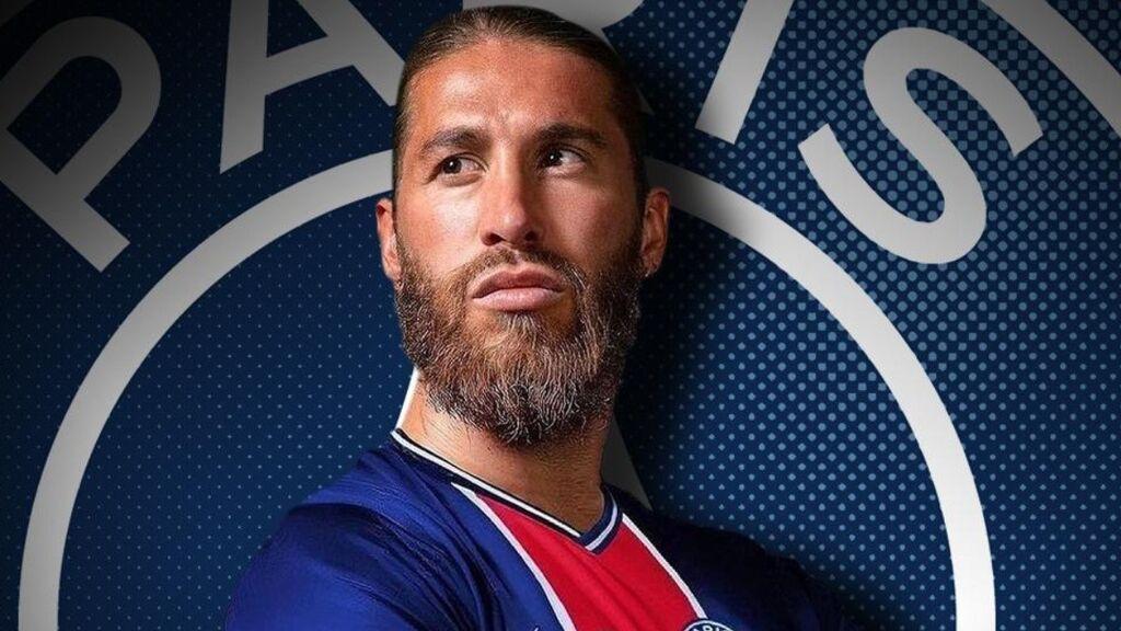 Ramos en el FIFA 22