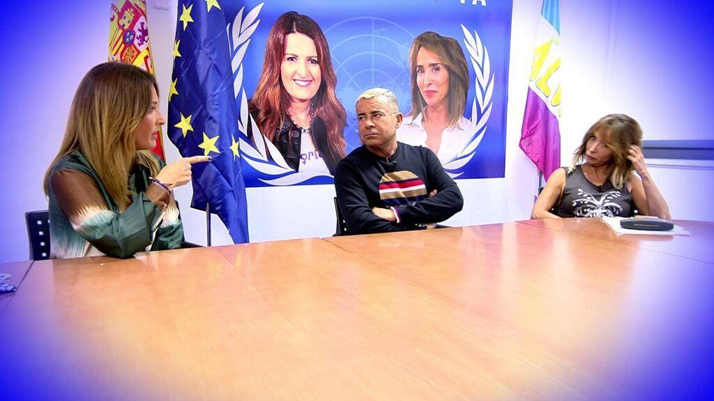Laura Fa responde a María Patiño en su 'cumbre por la paz'