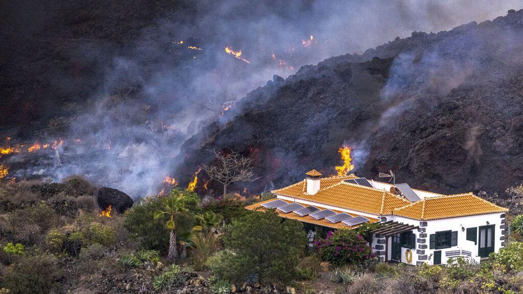 La solidaridad anónima recauda 1,2 millones de euros en 16 días para los afectados por el volcán de La Palma