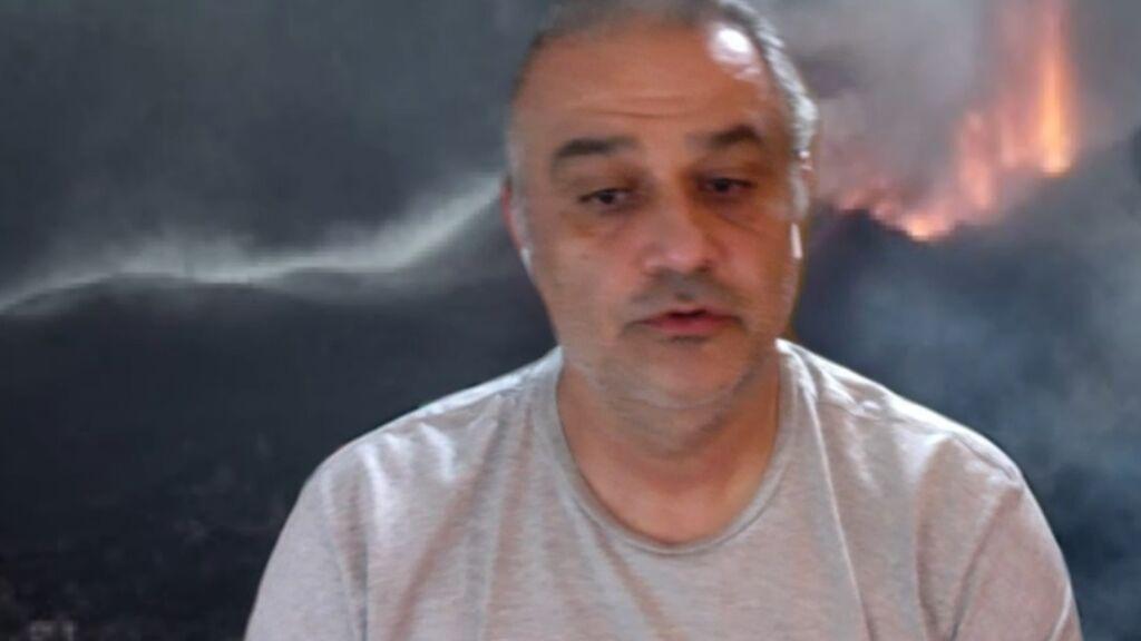 Entrevista completa con el vulcanólogo Stavros Meletlidis