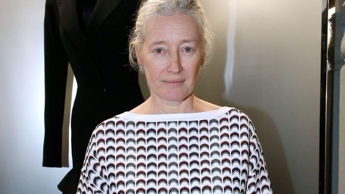 Zara apuesta por Marie Sophie Wilson, modelo de 57 años, para presentar su nueva colección