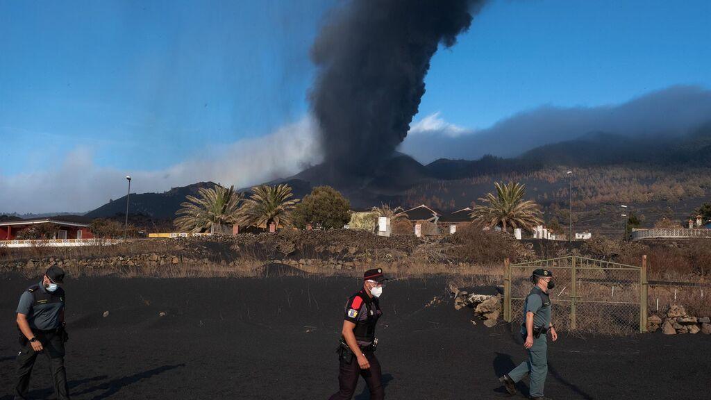 """La erupción del volcán de La Palma se encuentra ya en """"fase madura"""""""