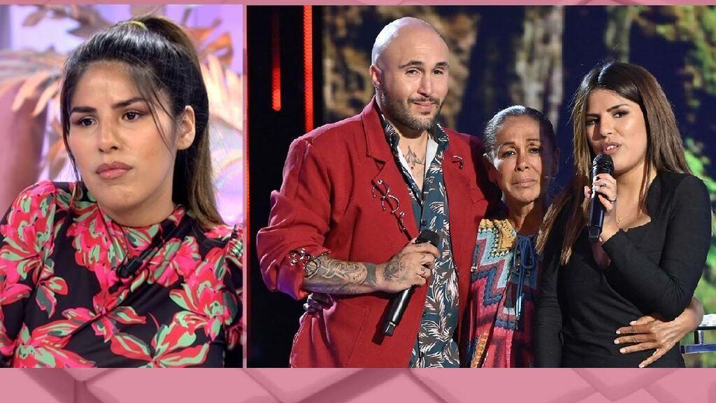 El reencuentro de Isabel Pantoja con Kiko Rivera e Isa