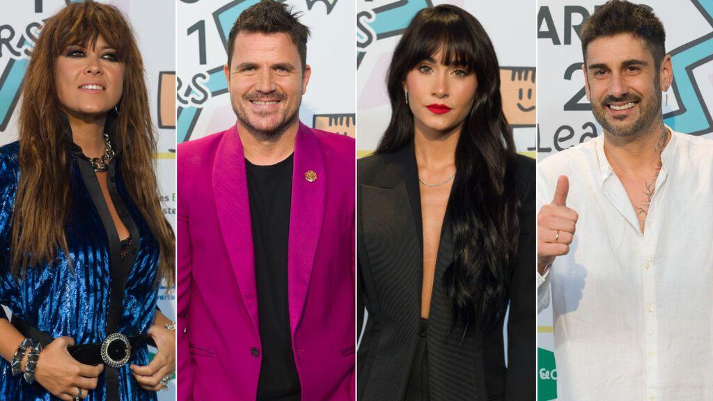 Malú, Vanesa, Aitana o Alborán: la alfombra roja supervip de nominados a Los40 Music Awards