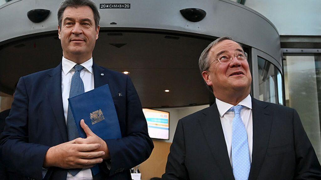 Armin Laschet, el 'heredero' de Merkel de una CDU mucho más débil