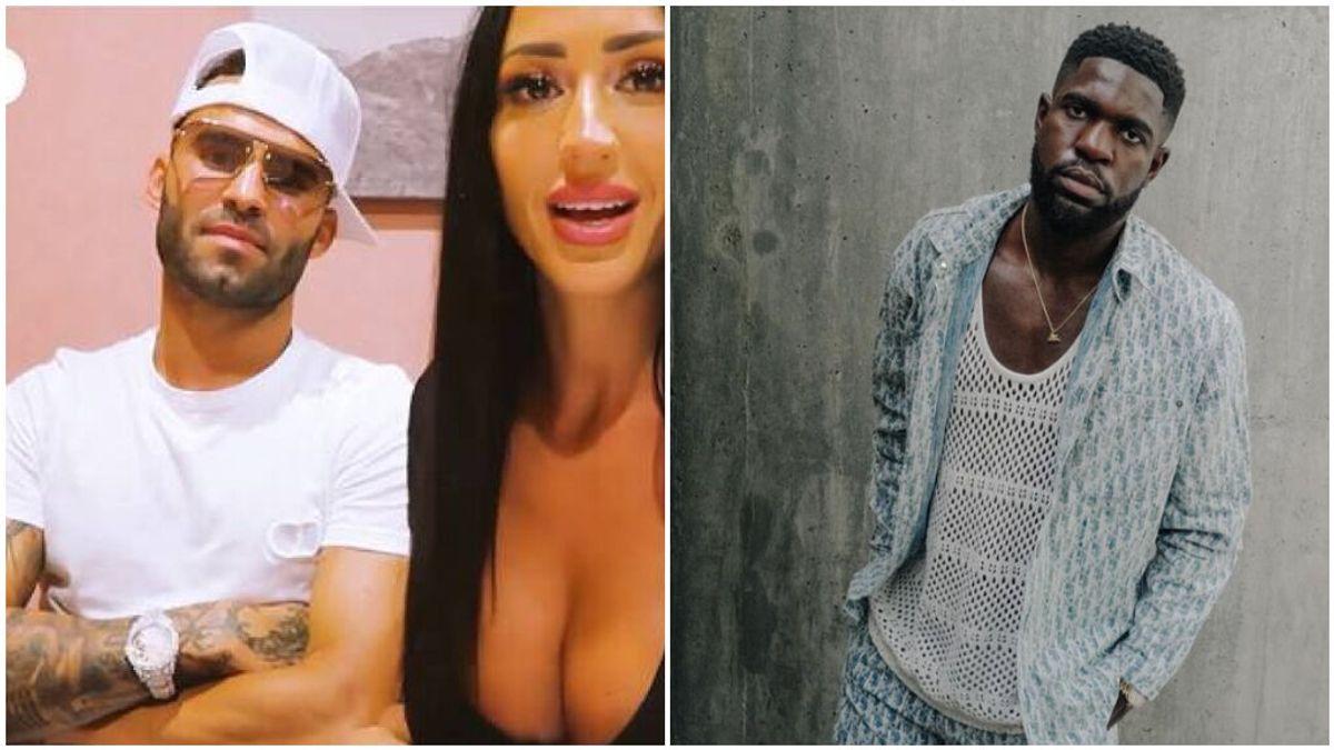 Umtiti se alía con Jesé y Aurah por un capricho de 200.000 euros en plena decadencia en Barcelona