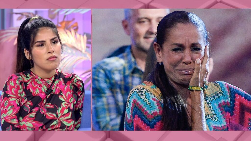 Isa confiesa las lágrimas de Pantoja al saber que sus hijos iban a Cantora