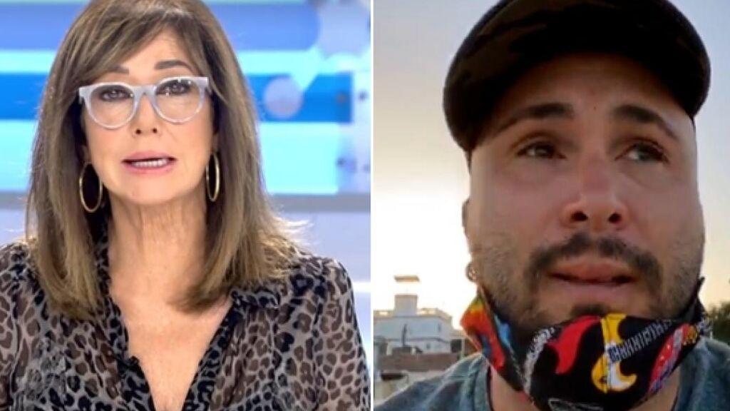 """Kiko Rivera responde a Ana Rosa Quintana tras su 'zasca': """"Pero claro... yo no trabajo"""""""