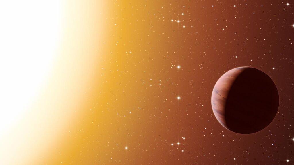 WASP-76b, el planeta infernal donde el hierro se vaporiza y después cae como lluvia