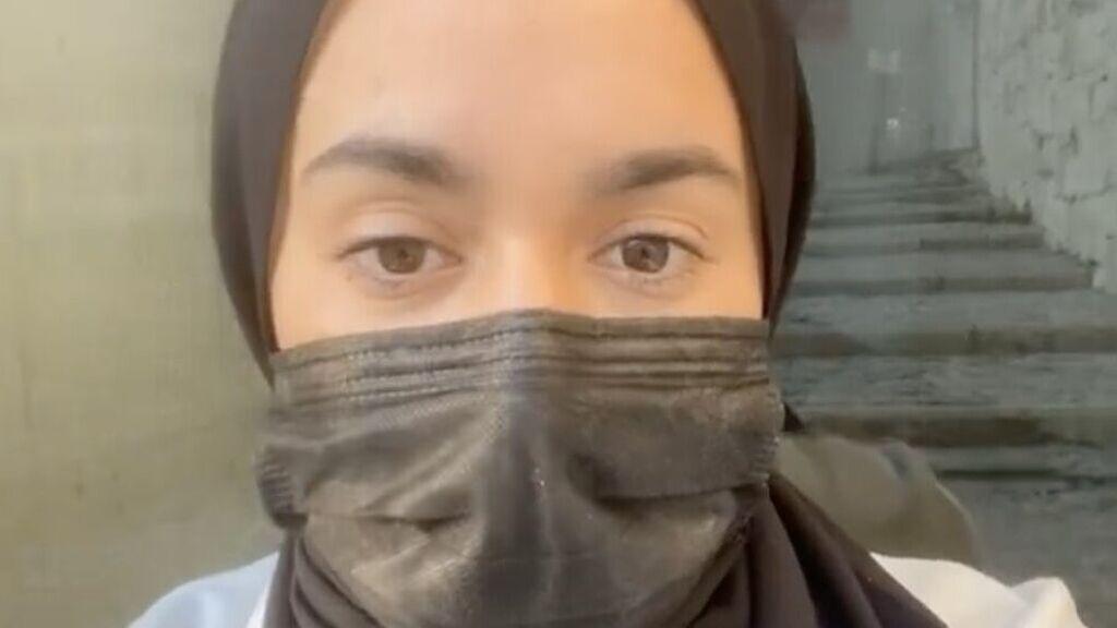 Hana ha denunciado a su instituto por no dejarle asistir a clase con hijab