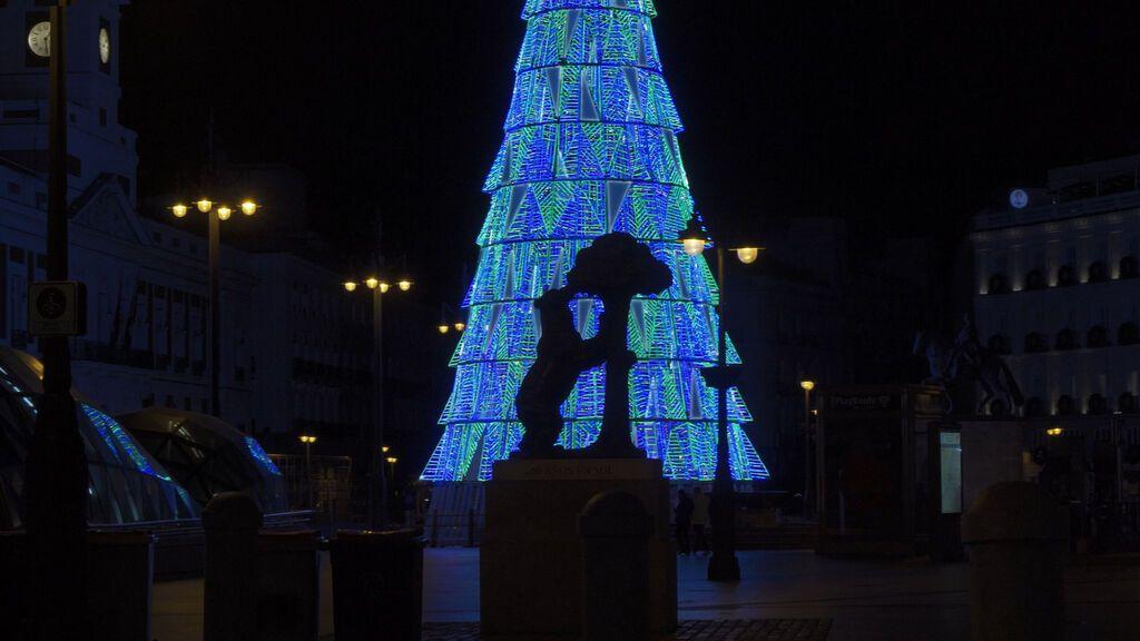 Madrid destina 3,6 millones de euros a iluminar las navidades