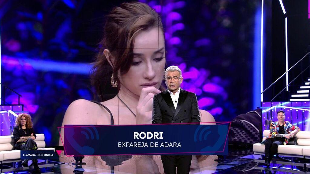 """Rodri Fuertes revela el motivo de su ruptura con Adara Molinero: """"No es que no nos queramos"""""""