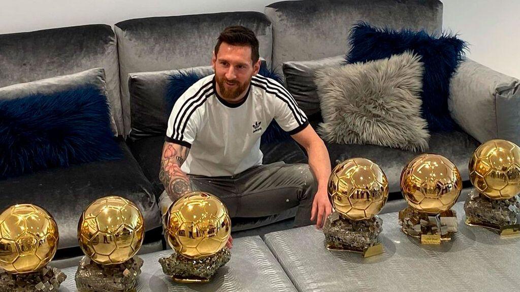 """Messi habla por primera vez desde París de su salida del Barça: """"No me equivoqué"""""""