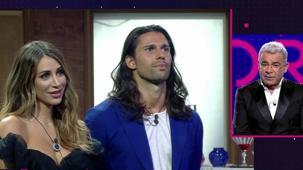 """La confesión de Jorge Javier sobre Luca y Cristina: """"No sé si compartirlo con vosotros..."""""""