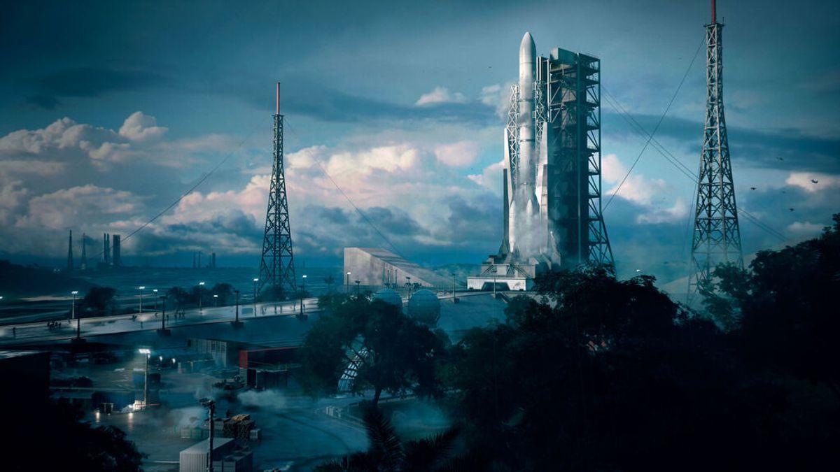 La beta abierta de Battlefield 2042 ya está disponible