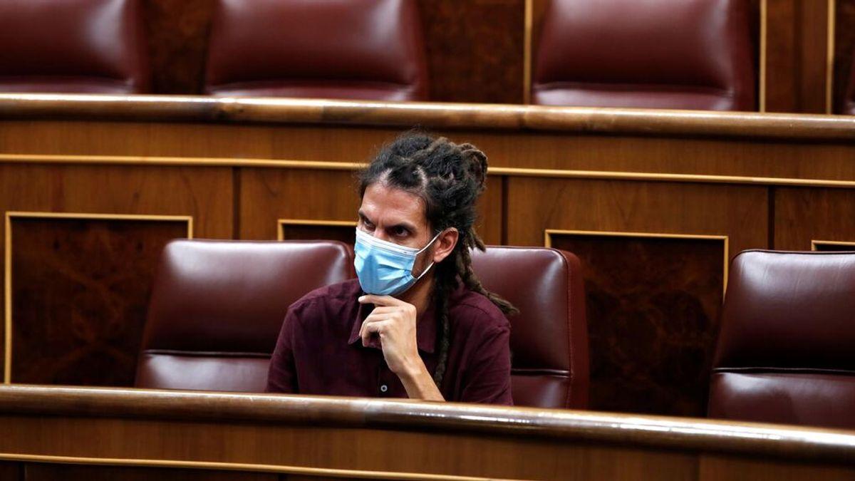 Rodríguez y Podemos se revuelven contra la sentencia: denuncian que se le ha condenado sin pruebas y cargan contra la justicia