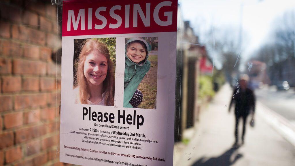 El Gobierno británico investigará el caso del policía que violó y mató a Sarah Everard