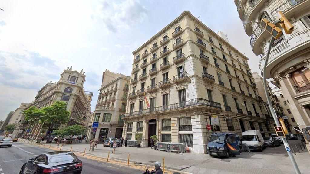 La Generalitat propone negociar la cesión de la Comisaría de Via Laietana con el Gobierno
