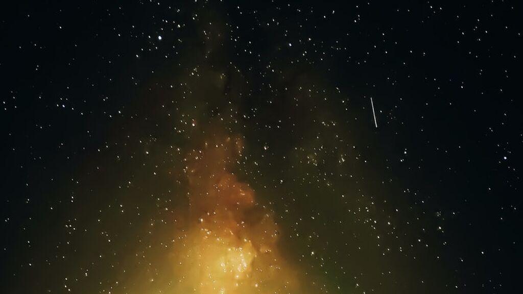 Descubren una nueva lluvia de meteoros: las estrellas 'Áridas' del cometa 15P/Finlay