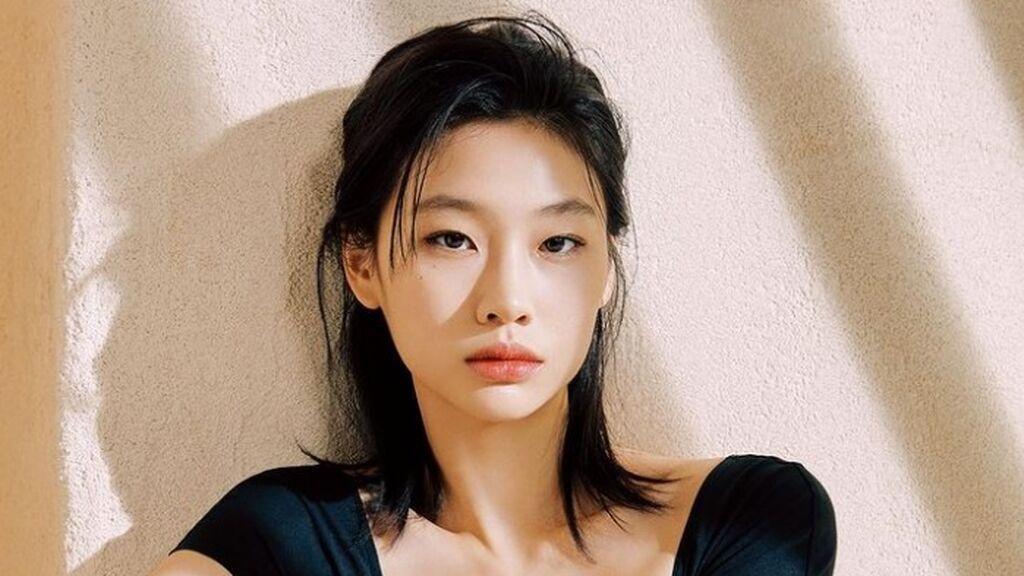 HoYeon Jung, la supermodelo que arrasa como actriz en 'El juego del calamar'