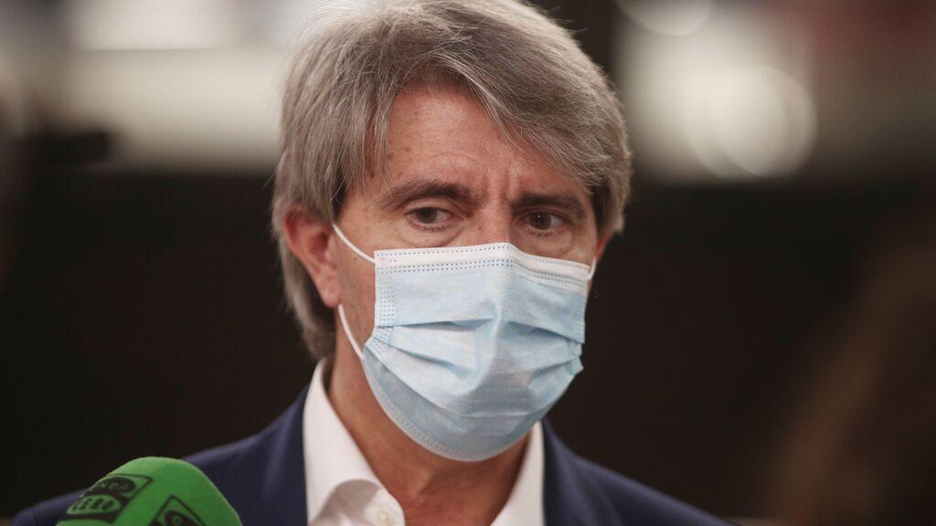 Ángel Garrido se da de baja en Ciudadanos y deja la política