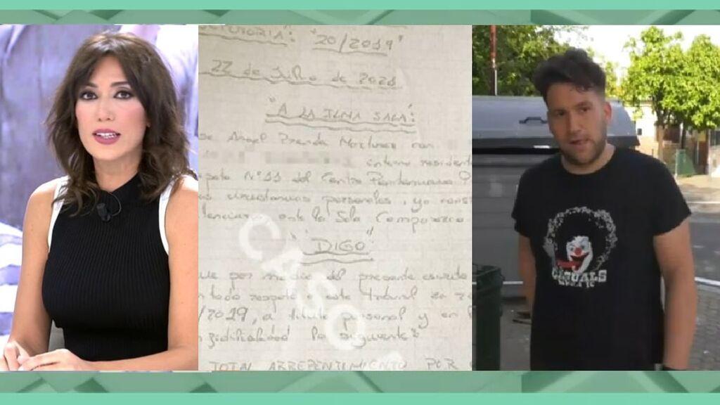 """La víctima de La Manada fue """"incapaz de poder leer la carta de El Prenda"""""""