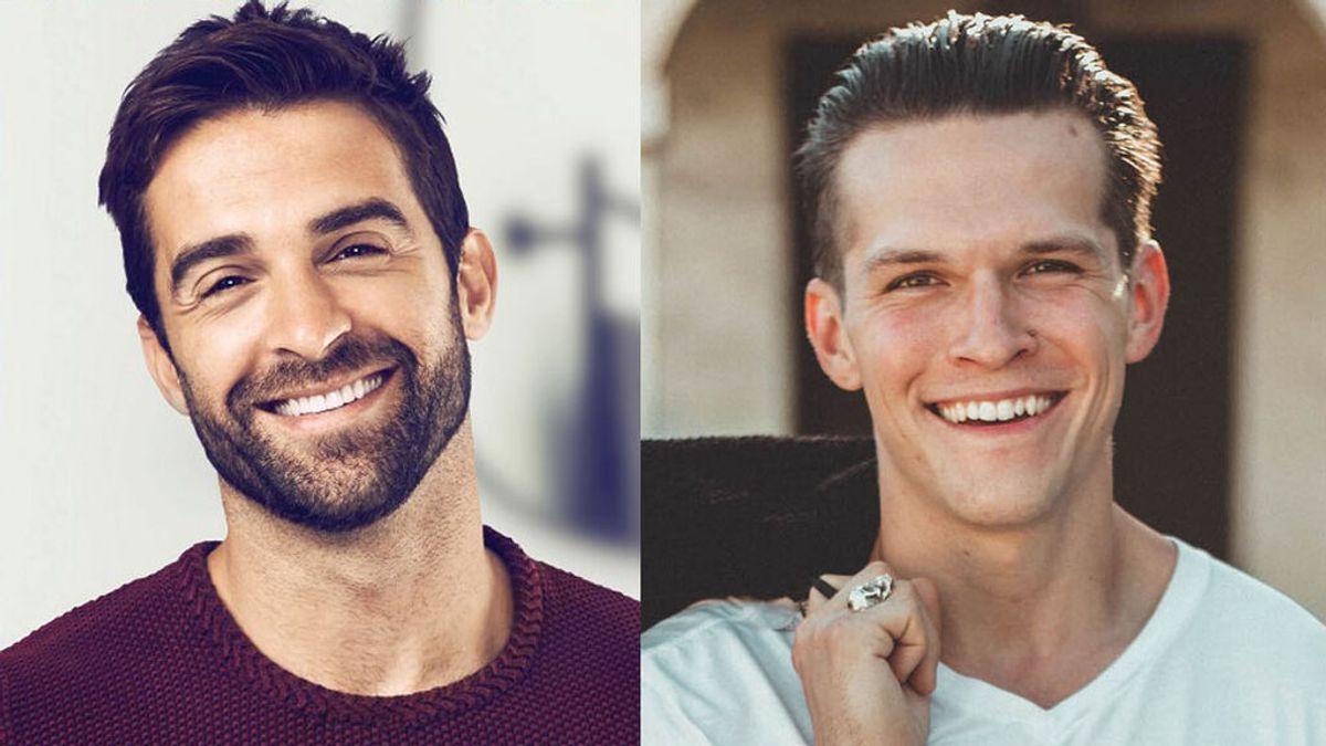 ¿Prefieres que tu pareja vaya afeitada? ¿O mejor que luzca una barba bien cuidada? ¡Vota!