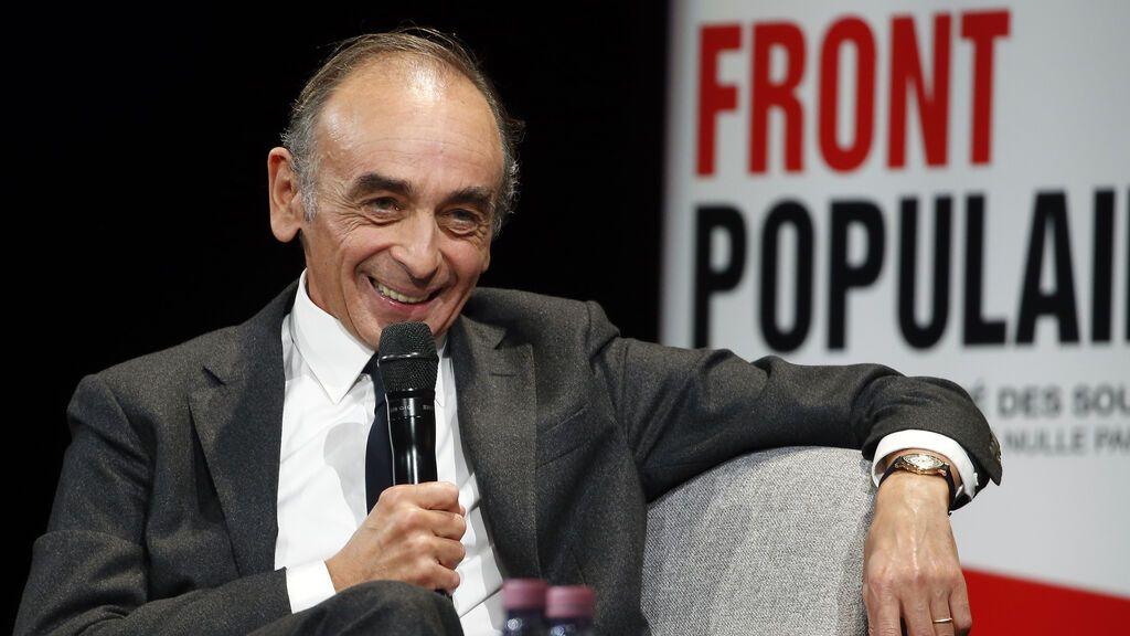 Éric Zemmour, el ultraderechista que pone patas arriba la política francesa