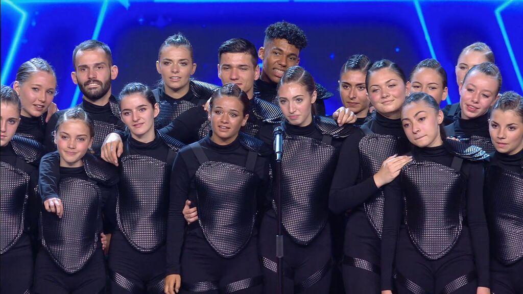 Team Spotlight regresa a 'Got Talent' un año después
