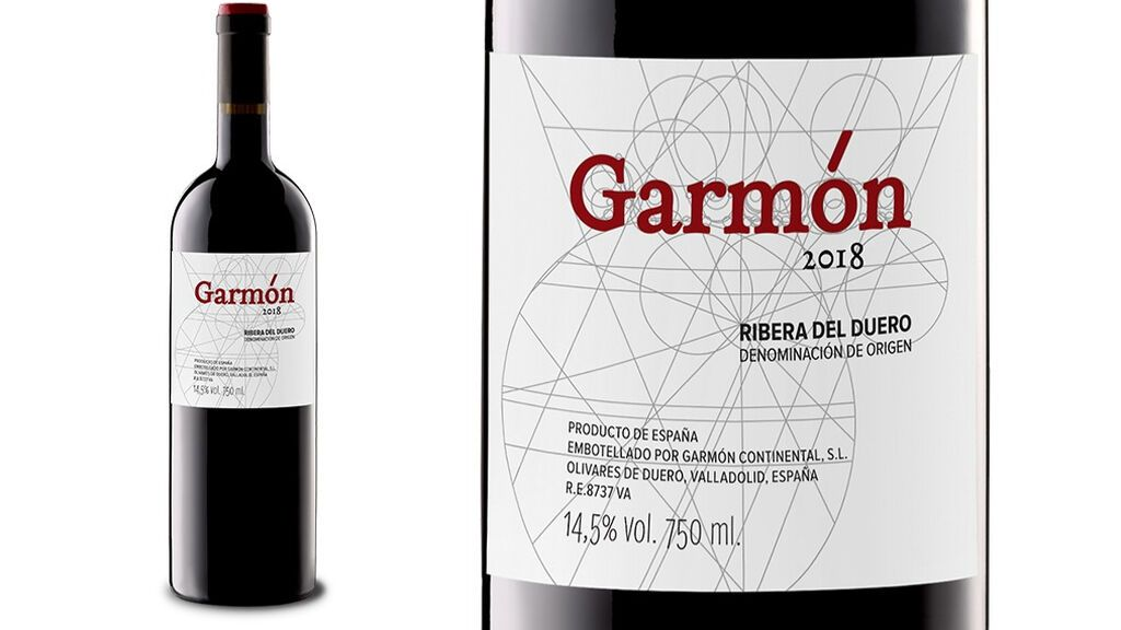 Vino Garmón 2018