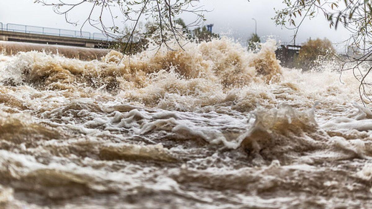 Italia registra lluvias de récord nunca antes vistas en Europa: caen más de 700 l/m2 en 12 horas