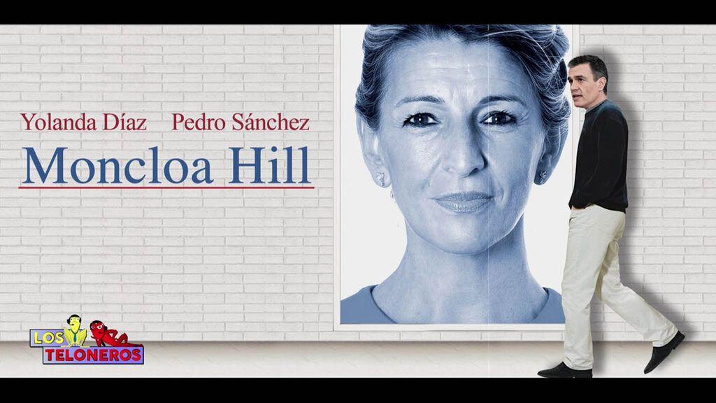 Pedro Sánchez y Yolanda Díaz, políticamente 'in love' Los teloneros 2021 Programa 20