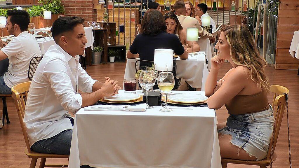 """Sergio y Roua ya se conocían de forma virtual: """"Estuvimos hablando por Instagram un tiempo pero la cosa no fluyó"""""""