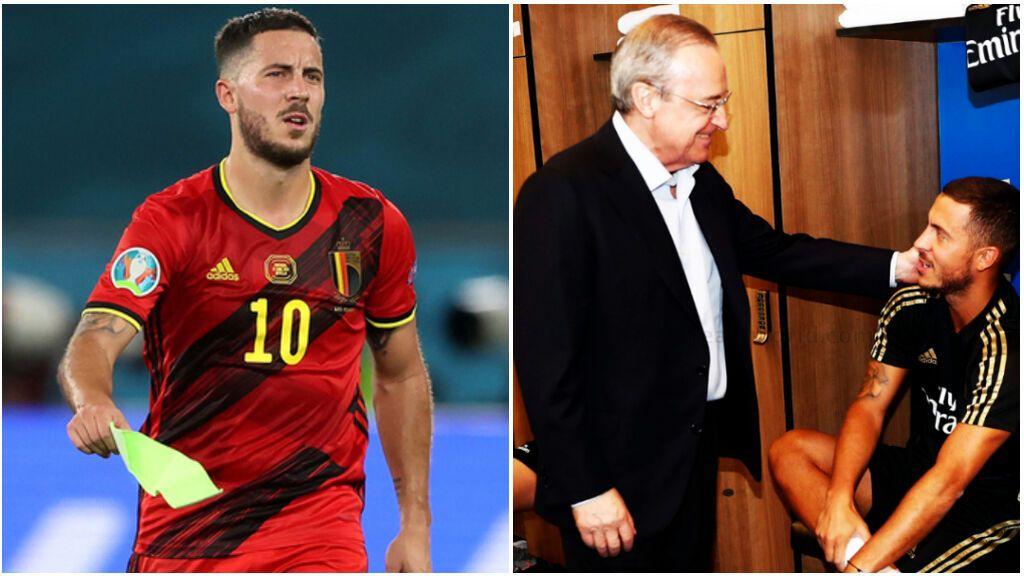 Alerta en el Madrid con otra lesión de Hazard