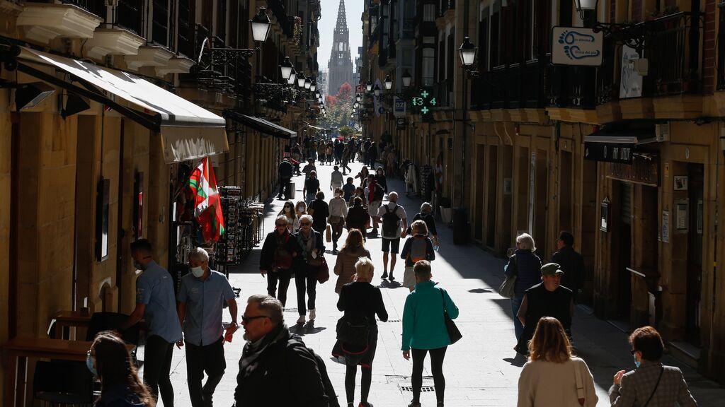 Última hora del coronavirus: España afronta el primer fin de semana con nivel de riesgo bajo