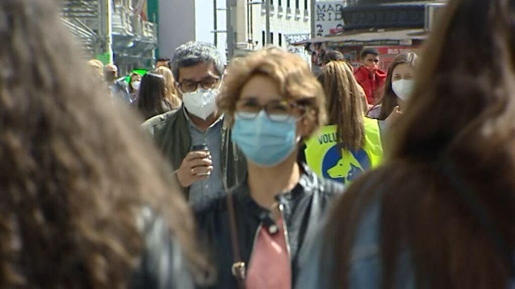 España, ¿hacia el fin de la pandemia?