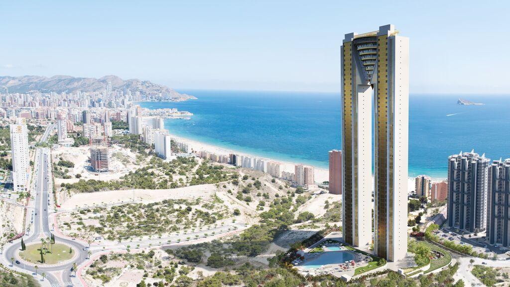 Benidorm lidera las reservas hoteleras para este puente con un 83,7% de camas ocupadas