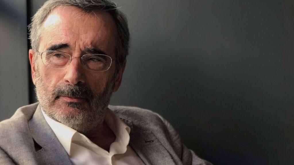 Manuel Cruz, catedrático de filosofía y senador por Barcelona del PSC